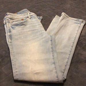 American Eagle Flex Slim straight Jeans